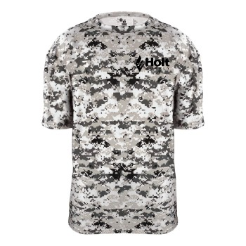 holt supply digital camo dri fit t shirt